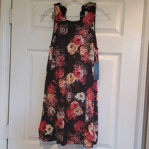 Lulu's Floral mini dress